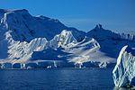 Another spectacular cruise northward along the NW coast of the Antarctic Peninsula. (25894053062).jpg