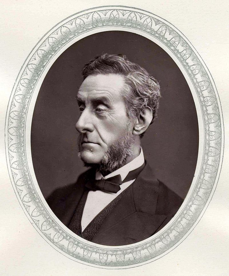 Anthony Ashley-Cooper, 7th Earl, Lock %26 Whitfield woodburytype, 1876-84.jpg