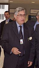Antonio Fazio, predecessore di Draghi, è stato costretto alle dimissioni per il coinvolgimento nello scandalo di Bancopoli