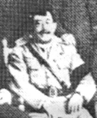 António Maria Baptista - Image: Antonio Maria Baptista