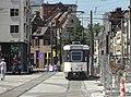 Antwerpen - Antwerpse tram, 23 juli 2019 (208, Franklin Rooseveltplaats).JPG