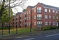 Apartments - Scott Hall Road - geograph.org.uk - 609634.jpg