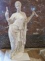 Aphrodite au pilier restaurée en muse (Louvre, Ma 420).jpg