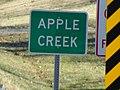Apple Creek sign from Highway 61.jpg