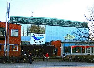 Simhallsbadet, Malmö - Aq-va-kul in 2007.