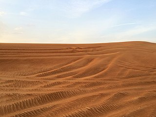 Arabian Desert desert located in Western Asia