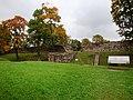 Araisi castle ruins (AD1226) - panoramio.jpg