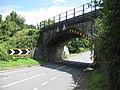 Arch bridge near Westbury-on-Severn - geograph.org.uk - 1397742.jpg