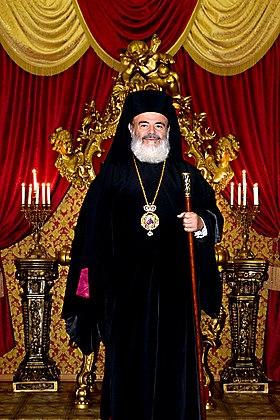 Почему я — русский националист? - Страница 3 280px-Archbishop_Christodoulos_Greece