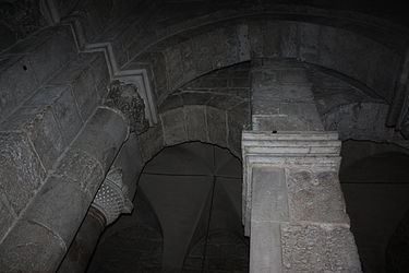 Arches of the Virgin, Holy Sepulchre 2010.jpg