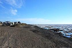 Arctic Shore at Barrow Alaska.jpg