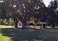Arequito, Depto. Caseros, Santa Fe, Argentina, antigua estación FC Mitre 2.jpg
