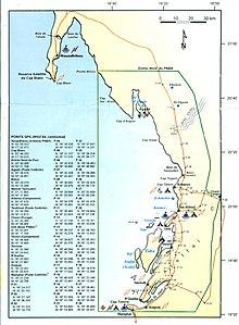Parc National Du Banc Darguin Wikipédia