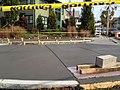 Arlington, Massachusetts Avenue Project New Sidewalk, October 31, 2014 (15082065484).jpg