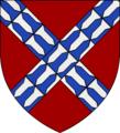 Armes de la famille de Bailleul-Doulieu avant le 16ème siècle.png