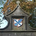 Arms of Leslie of Powis... (geograph 3686345).jpg