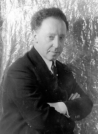 Arthur Rubinstein - Arthur Rubinstein in 1937, by Carl van Vechten