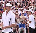Arthurs, Luczak 2007 Australian Open mens doubles R1.jpg