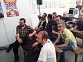 Artistes de El Jueves a València (3).jpg