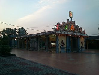 Kulim District - Arulmigu Annai Karumariamman Temple in Paya Besar