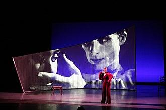 Baryshnikov Arts Center - Image: As I Remember It, Carmen de Lavallade at the Baryshnikov Arts Center in 2014
