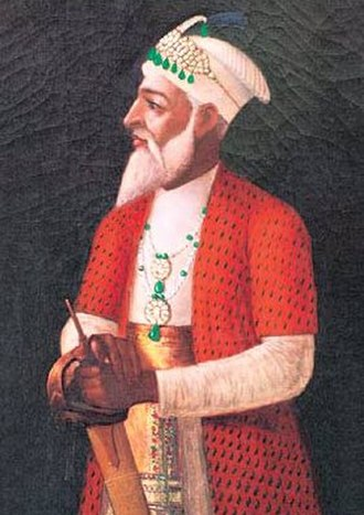 Asaf Jahi dynasty - Image: Asaf Jah I, Nizam of Hyderabad