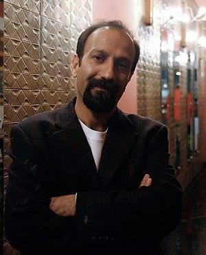 Deutsch: Asghar Farhadi präsentiert als Gast d...