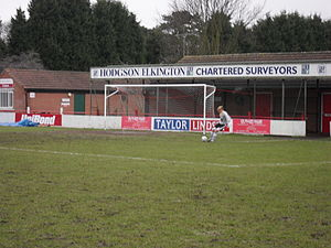 Lincoln United F.C. - Ashby Avenue