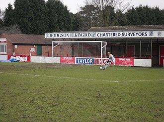 Lincoln United F.C. - Ashby Avenue