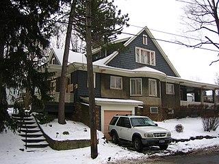 Ashton House (Syracuse, New York) United States historic place