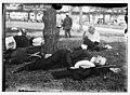Asleep in Battery Park on hot day LCCN2014689614.jpg