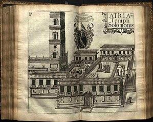 Thomas Fuller - Image: Atria Templi Solomonis