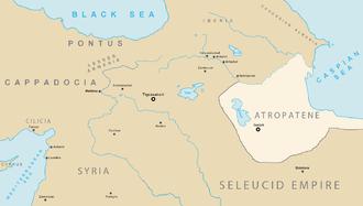 Artabazanes - Artabazanes ruled in Media Atropatene.