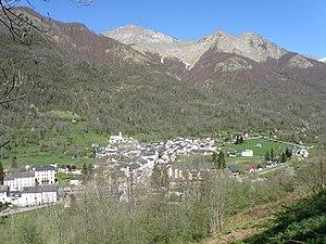Aulus-les-Bains - Aulus-les-Bains village