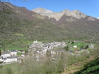 Aulus-les-Bains Commune in Occitanie, France