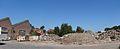 Auberchicourt - Démolition des Grands bureaux de la Compagnie des mines d'Aniche le 2 septembre 2013 (11).JPG