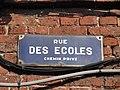 Auchel - Cités de la fosse n° 3 - 3 bis - 3 ter des mines de Marles (010).JPG