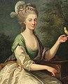 August Friedrich Oelenhainz Dame mit Kanarienvogel.jpg
