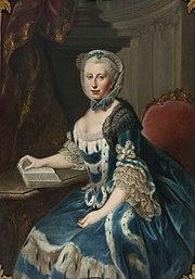 Augusta of Great Britain, duchess of Brunswick-Wolfenbüttel