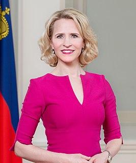 Aurelia Frick Liechtenstein politician