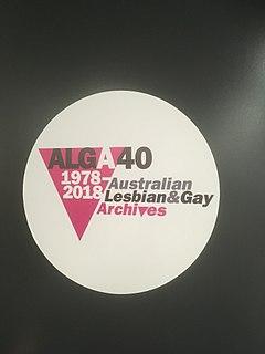 LGBT archive in Australia