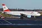 Austrian Airlines, OE-LDE, Airbus A319-112 (16486732406).jpg