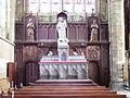 Autel de la Vierge de la Chapelle Notre-Dame du Kreisker.JPG