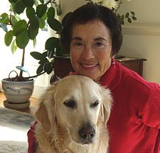 Author, Maureen Crane Wartski -- 2009.jpg