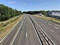 Autoroute A40 vue depuis Pont Chemin Vieux Replonges 3.jpg
