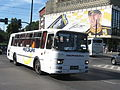 Autosan H9 bus on Taduesza Kościuszki and Mickiewicza intersection in Kraków.jpg