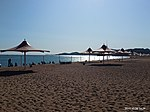 Autumn Swimming in Golden Stone Beach 1st.jpg