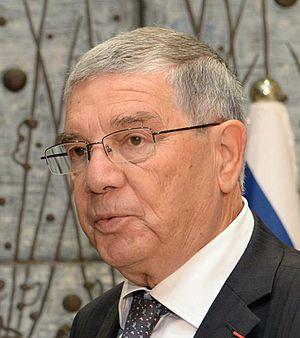 Avner Shalev - Avner Shalev