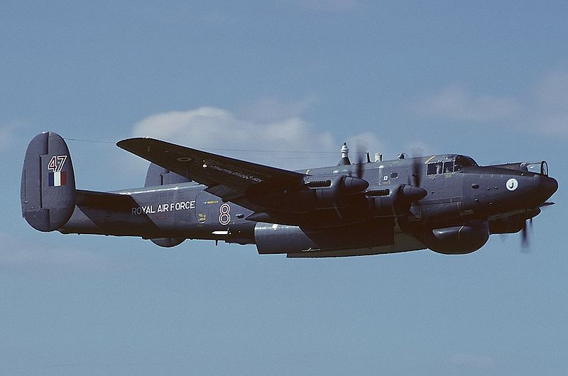 ファイル:Avro 696 Shackleton AEW2, UK - Air Force AN1008804.jpg