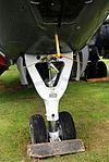 Avro Shackleton nosewheel detail, Newark Air Museum. (12243736004).jpg